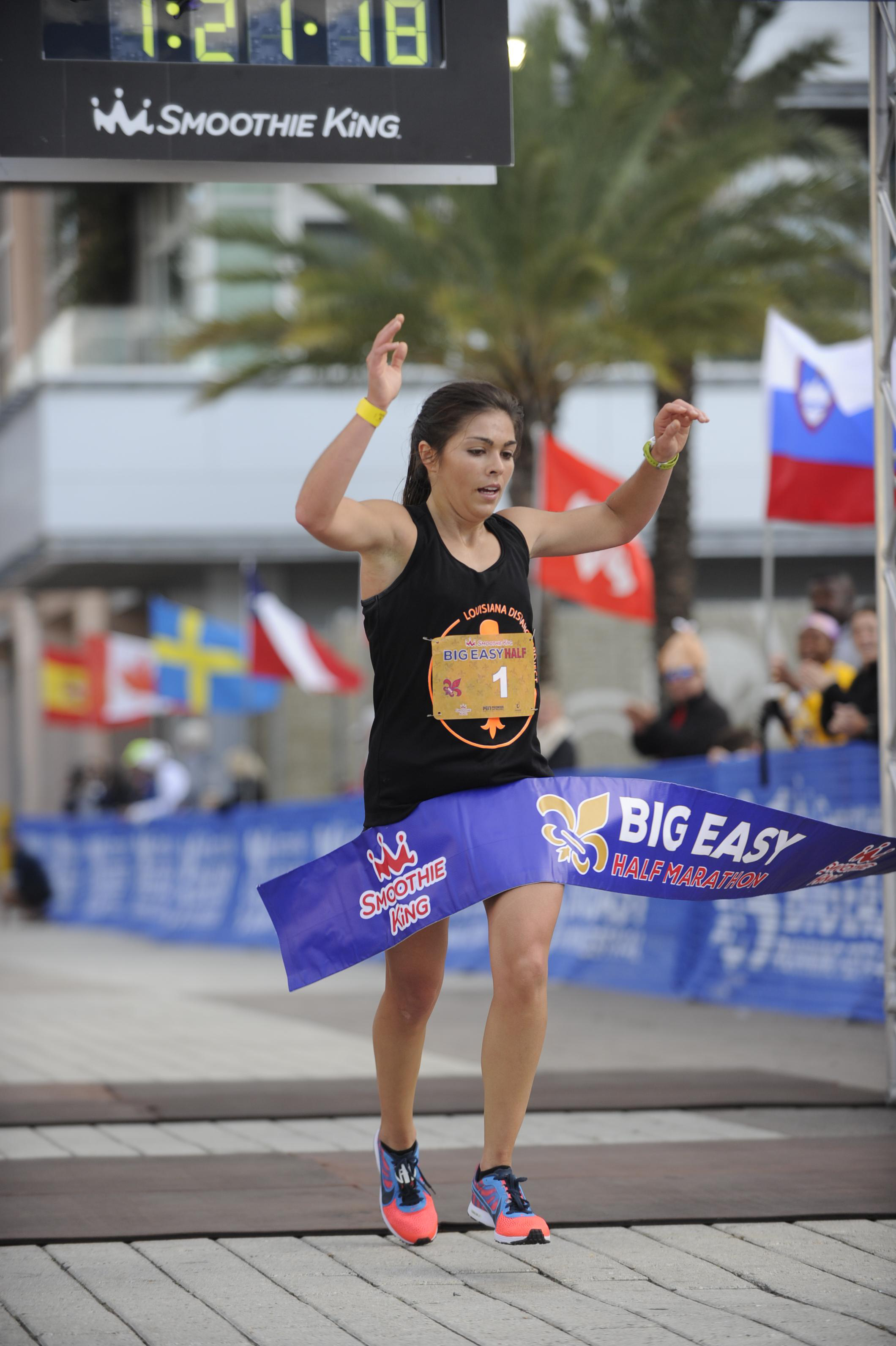 Big Easy Run Fest Results